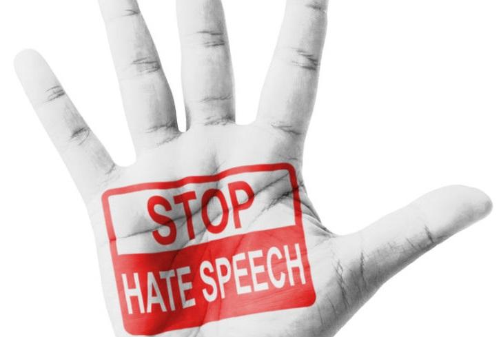 Countering hate speech and propaganda.